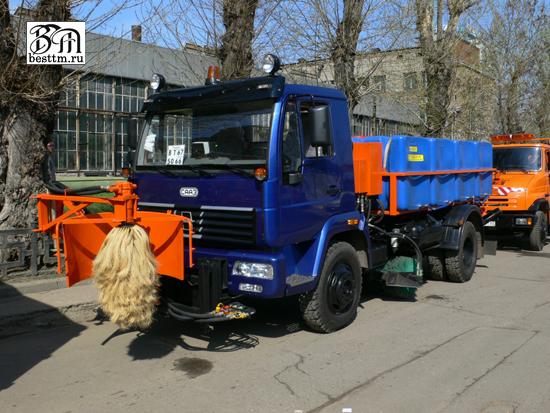 МДК-432932-88 Машина дорожная